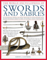 Omslag - The world encyclopedia of swords & sabres