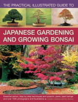 Omslag - Practical Illustrated Guide to Japanese Gardening and Growing Bonsai