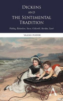 Dickens and the Sentimental Tradition av Valerie Purton (Innbundet)
