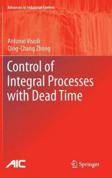 Control of Integral Processes with Dead Time av Antonio Visioli og Qing-Chang Zhong (Innbundet)