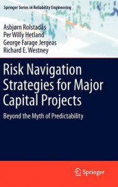 Risk Navigation Strategies for Major Capital Projects av Per Willy Hetland, George F. Jergeas, Asbjorn Rolstadas og Richard E. Westney (Innbundet)