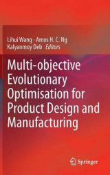 Omslag - Multi-objective Evolutionary Optimisation for Product Design and Manufacturing