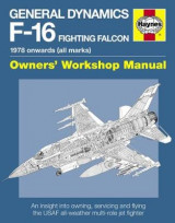 Omslag - General Dynamics F-16 Fighting Falcon Manual