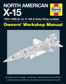 North American X-15 Manual 2016 av David Baker (Innbundet)
