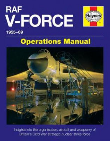 RAF V-Force Operations Manual av Andrew Brookes (Innbundet)