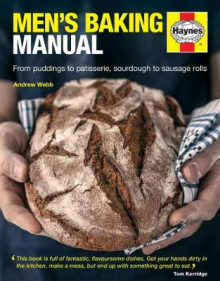 Men's Baking Manual av Andrew Webb (Innbundet)