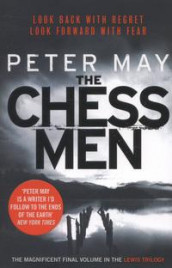 The chessmen av Peter May (Heftet)
