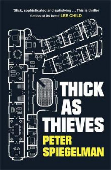Thick as Thieves av Peter Spiegelman (Heftet)