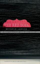 Omslag - The Red Sofa