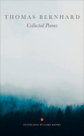 Collected Poems av Thomas Bernhard (Innbundet)