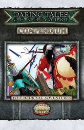 Daring Tales of Chivalry Compendium av Dave Blewer og Paul Wade-Williams (Heftet)