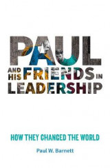Omslag - Paul and His Friends in Leadership