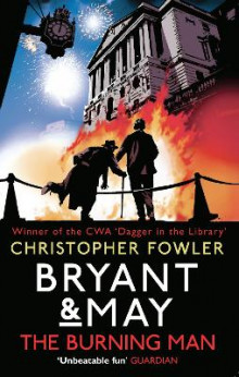 Bryant & May - the Burning Man av Christopher Fowler (Heftet)