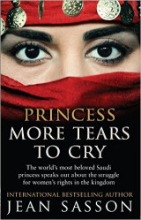 Omslag - Princess More Tears to Cry