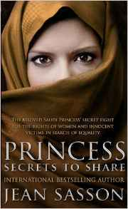 Princess: Secrets to Share av Jean Sasson (Heftet)