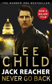 Never go back av Lee Child (Heftet)