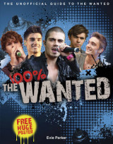 Omslag - 100% The Wanted: The Unofficial Biography