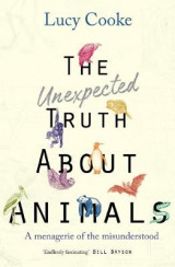 Omslag - The Unexpected Truth About Animals
