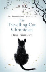 Omslag - The travelling cat chronicles