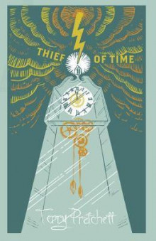Thief of time av Terry Pratchett (Innbundet)
