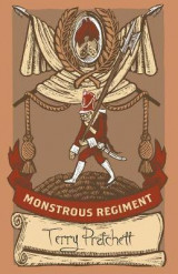 Omslag - Monstrous regiment