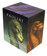 Omslag - Inheritance Cycle 4 Book Boxed Set
