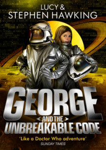 George and the Unbreakable Code av Lucy Hawking og Stephen Hawking (Innbundet)