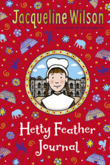 Omslag - Hetty Feather Journal