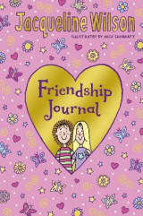 Omslag - Jacqueline Wilson Friendship Journal