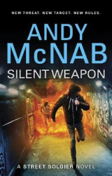 Omslag - Silent Weapon - a Street Soldier Novel