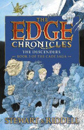 The Edge Chronicles 13: The Descenders av Chris Riddell og Paul Stewart (Innbundet)
