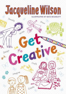 The Get Creative Journal av Jacqueline Wilson (Heftet)