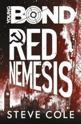 Omslag - Red Nemesis