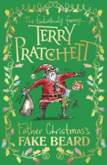 Father Christmas's fake beard av Terry Pratchett (Innbundet)