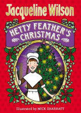 Omslag - Hetty Feather's Christmas