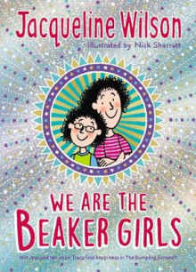 We Are The Beaker Girls av Jacqueline Wilson (Innbundet)