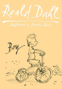 Boy: Tales Of Childhood: Autobiography av Roald Dahl (Innbundet)