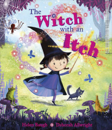 Witch with an itch av Helen Baugh (Heftet)