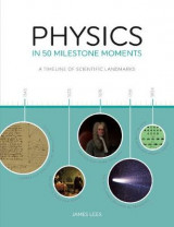 Omslag - Physics in 50 Milestone Moments