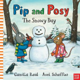 Omslag - Pip and Posy: The Snowy Day