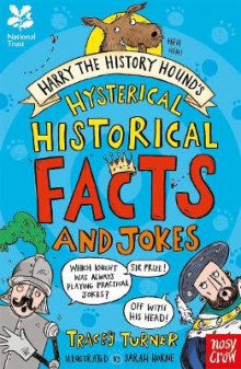 The National Trust: Harry the History Hound's Hysterical Historical Facts and Jokes av Tracey Turner (Heftet)