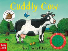 Sound Button Stories: Cuddly Cow av Axel Scheffler (Pappbok)