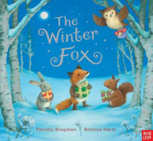The Winter Fox av Timothy Knapman (Heftet)