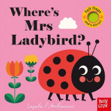 Omslag - Where's Mrs Ladybird?