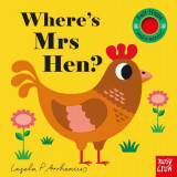 Omslag - Where's Mrs Hen?