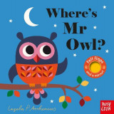 Omslag - Where's Mr Owl?