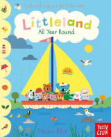 Omslag - Littleland: All Year Round