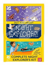 Omslag - National Trust: Complete Night Explorer's Kit