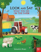 Omslag - National Trust: Look and Say What You See on the Farm