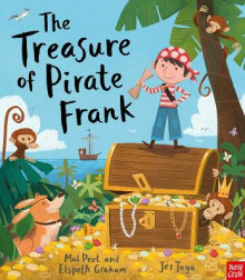 The Treasure of Pirate Frank av Mal Peet og Elspeth Graham (Heftet)